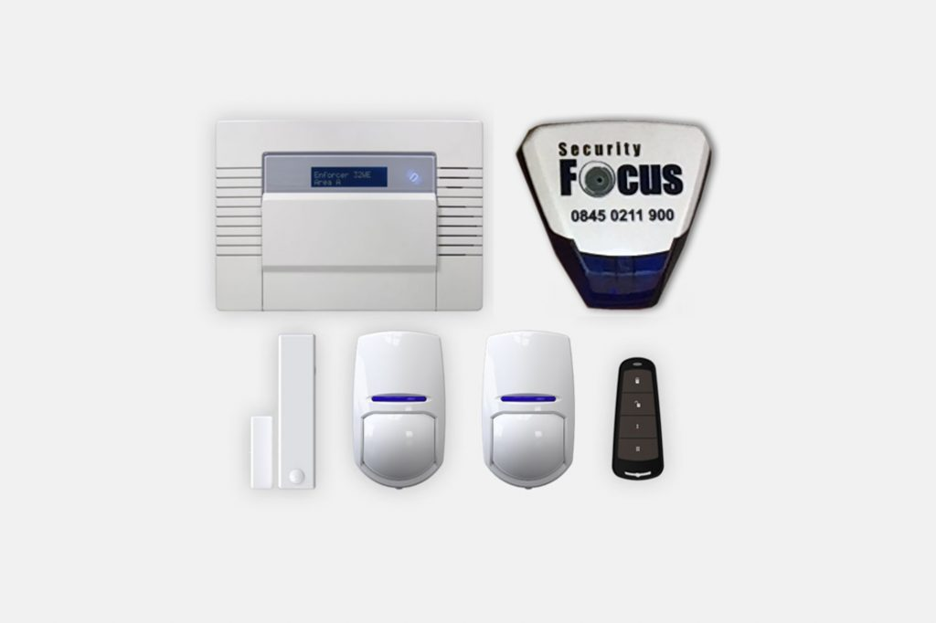 Security-Focus Pyronix Wireless Alarm Systems