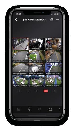 Hikvision App (iPhone)